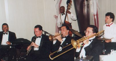 The Boilermaker Jazz Band